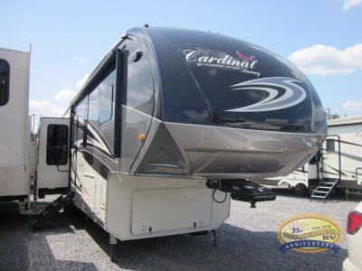 2018 Forest River Rv Cardinal 3950TZ