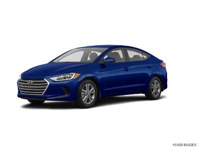 2018 Hyundai Elantra VALUE EDITION (Lakeside Blue)