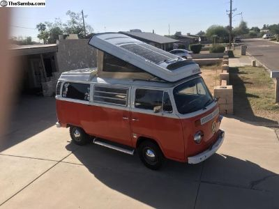 Rebuilt '73 Westfalia Needs a New Home