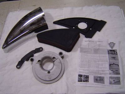 Buy Arlen Ness Air Cleaner Parts Lot motorcycle in Stuart, Florida, United States
