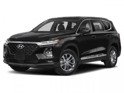 2019 Hyundai Santa Fe SE (Scarlet Red)