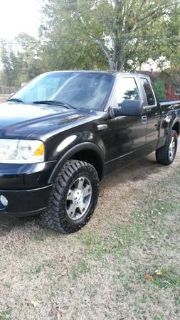 2006 Ford F150 Extended Cab FX4 4x4
