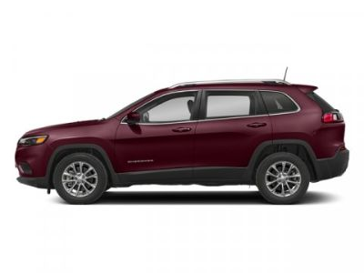 2019 Jeep Cherokee Trailhawk (Velvet Red Pearlcoat)