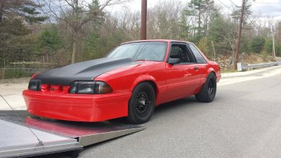 1988 Twin Turbo Mustang Coupe Street/Race