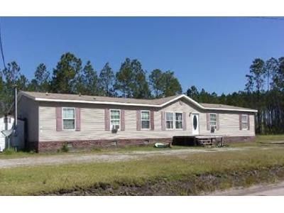 4 Bed 2 Bath Foreclosure Property in Ludowici, GA 31316 - Bill Wells Rd NE