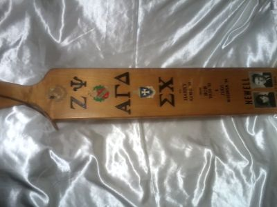 College Frat Paddle 3 FOOT - 36 inches Vintage 1964