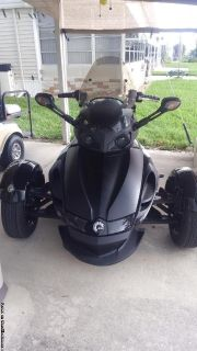 2012 Can Am Spyder RS M5