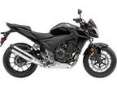 2014 Honda CB500F