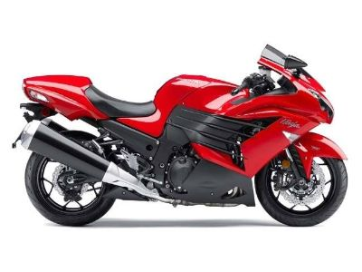2013 Kawasaki Ninja ZX -14R ABS SuperSport Motorcycles Port Charlotte, FL