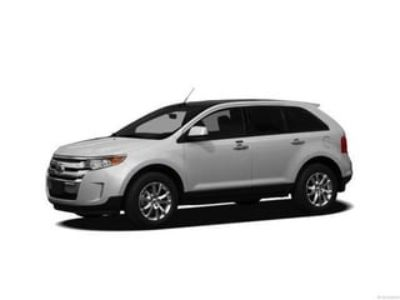 2012 Ford Edge SEL (Ingot Silver Metallic)
