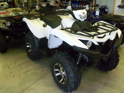2018 Yamaha Grizzly EPS Utility ATVs Brilliant, OH