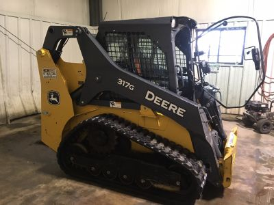 2016 John Deere Construction 317G