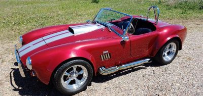 2000 Ford Shelby Cobra Kit Car