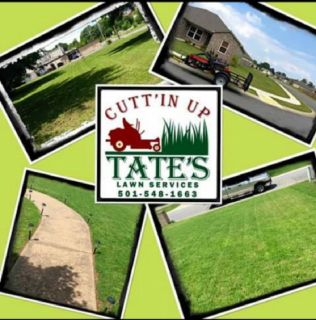 Cutt'in Up In Your Area, It's Mowing Time!