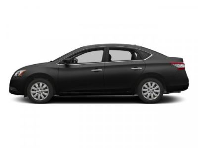 2015 Nissan Sentra S (Super Black)