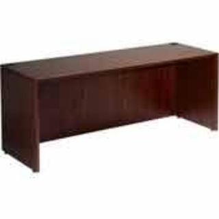 """66"""" & 71"""" Credenza Shell - 3 colors"""