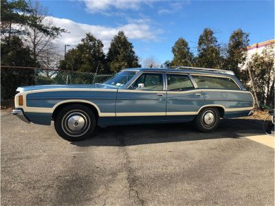 1971 Ford Country Squire