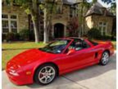 1996 Acura NSX Convertible Automatic