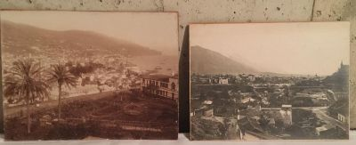 Very Nice Old Photos Coast Line not sure where 9x7 and 8x6 aprox