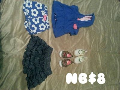 BAbyGirl Nb-3 month clothes