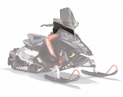 Find POLARIS AXYS SNOWMOBILE EXTRA TALL WINDSHIELD - SMOKE 2880395 motorcycle in North Adams, Massachusetts, United States, for US $129.99