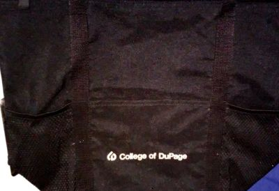 College of DuPage Tote