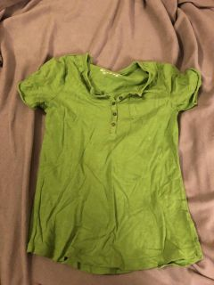 XL shirt - small mark on front - porch pick up - free because if small mark