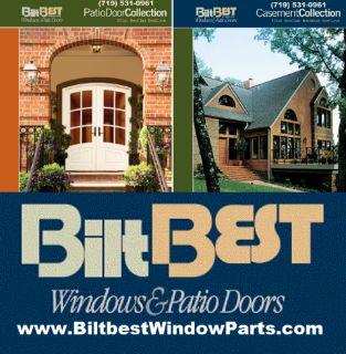 Biltbest Casement and Awning Window Wood Clad Sash Kits