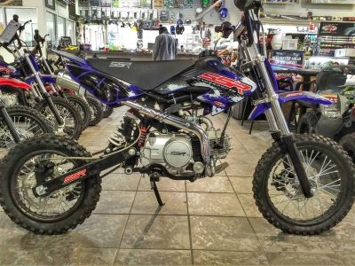 2017 SSR Motorsports SR125 Auto Competition/Off Road Motorcycles Salinas, CA