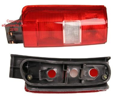Find NEW Aftermarket Tail Light Housing - Driver Side Lower Volvo OE 3512429 motorcycle in Windsor, Connecticut, US, for US $69.80