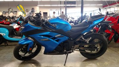 2017 Kawasaki Ninja 300 ABS Sport Motorcycles Fremont, CA