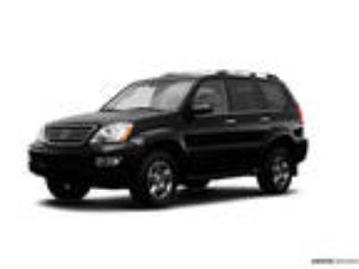 used 2008 Lexus GX 470 for sale.