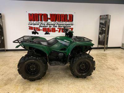 2016 Yamaha Grizzly ATV Utility ATVs Herkimer, NY