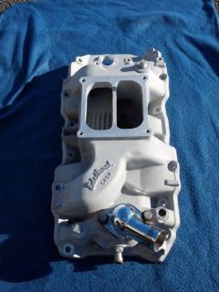 Sell bbc edelbrock C454 intake 454 427 CHEVY Corvette Great Condition DOMINATOR motorcycle in Perkasie, Pennsylvania, United States, for US $179.00
