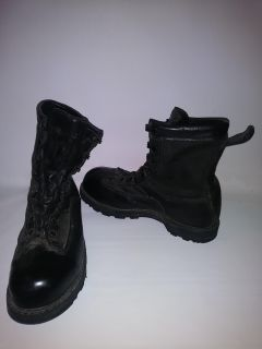 Military Boots 8.5
