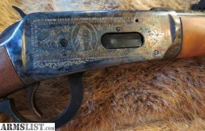 For Sale: Winchester CRAZY HORSE
