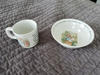 Peter rabbit set