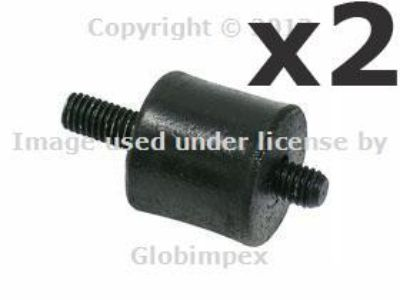 Purchase BMW E31 E32 E38 Rubber Mount for Oil Filter Housing OEM (2) + 1 year Warranty motorcycle in Glendale, California, US, for US $18.90