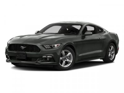 2016 Ford Mustang (Red)
