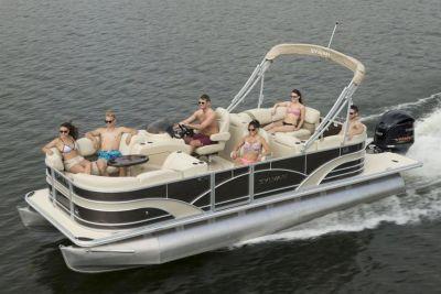 2018 Sylvan Mirage Cruise 8522 LZ LE Pontoons Boats Lagrange, GA