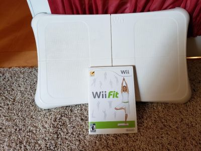Wii Fit and step