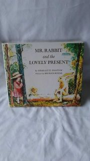 VINTAGE 1962 MR. RABBIT AND THE LOVELY PRESENT BOOK