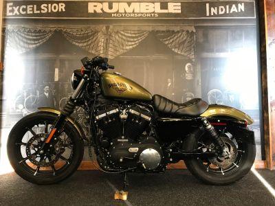 2016 Harley Davidson SPORTSTER 883 IRON