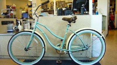 """$75 OBO WANTED: For my sister's birthday: 26"""" Huffy Cranbrook Ladies' Cruiser Bike"""
