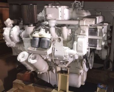 Buy MTU 8V183 TE92, 8 Cylinder Diesel Marine Engine motorcycle in Fort Lauderdale, Florida, United States, for US $49,500.00