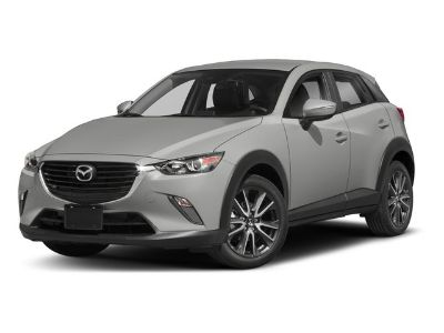 2018 Mazda CX-3 Touring (Ceramic Metallic)
