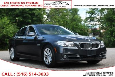 2015 BMW 5-Series 4dr Sdn 528i xDrive AWD (Callisto Gray Metallic)
