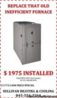 Affordable Heating Furnace and Boiler Repair of Monroe NY