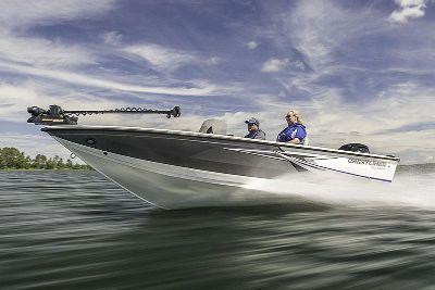 2018 Crestliner 1750 Raptor WT Fishing Boats Kaukauna, WI
