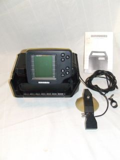 Humminbird Wide One Hundred Fish / Depth Finder Portable